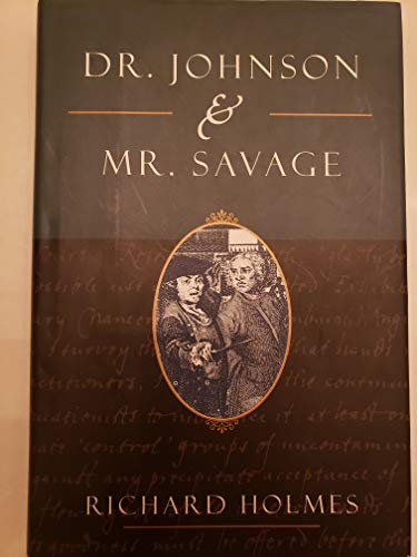 9780679435853: Dr. Johnson & Mr. Savage