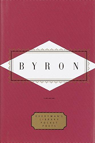 9780679436300: Byron: Poems (Everyman's Library Pocket Poets Series)