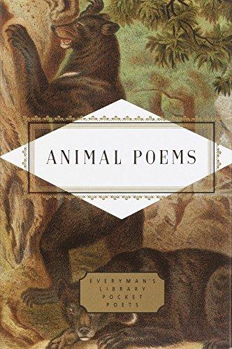 by Hollander John 1857157168 The Everyman/'s Library Pocket Poets Animal Poems
