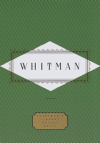 9780679436324: Whitman: Poems (Everyman's Library Pocket Poets Series)