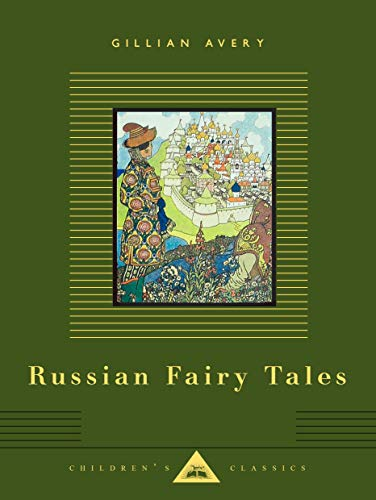 9780679436416: Russian Fairy Tales (Everyman's Library Children's Classics Series)