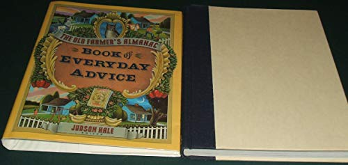 9780679436737: The Old Farmer's Almanac Book of Everyday Advice
