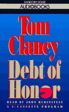 9780679436973: Debt of Honor (Tom Clancy)