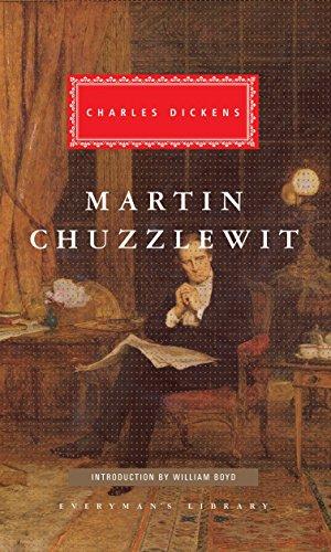 9780679438847: Martin Chuzzlewit (Everyman's Library Classics & Contemporary Classics)