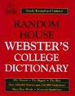 9780679438861: Random House Webster's College Dictionary: 1996 Graduation Promotion