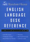 Random House English Language Desk Reference (9780679438984) by Random House