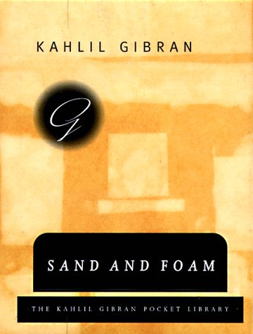 9780679439202: Sand and Foam (Kahlil Gibran Pocket Library)