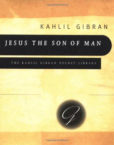 9780679439226: Jesus The Son Of Man (Kahlil Gibran Pocket Library)