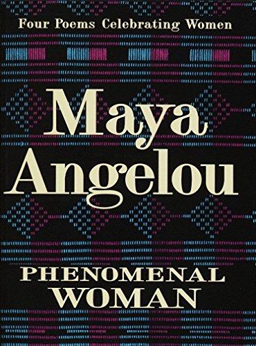 9780679439240: Phenomenal Woman: Four Poems Celebrating Women