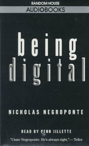 9780679439547: Being Digital