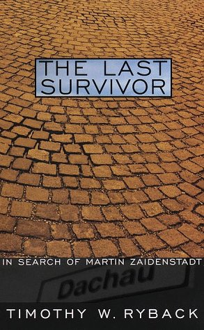 9780679439714: Last Survivor: In Search of Martin Zaidenstadt