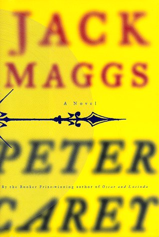 Jack Maggs: Carey, Peter
