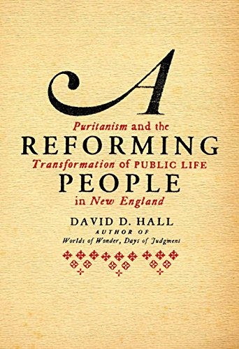 9780679441175: A Reforming People: Puritanism and the Transformation of Public Life in New England