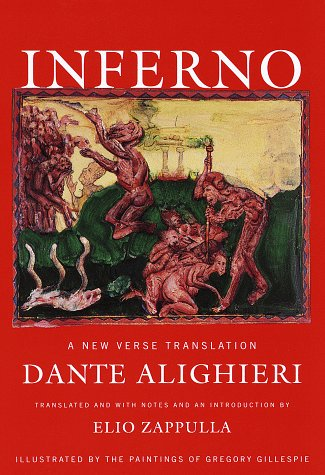 Inferno: A New Verse Translation: Zappulla, Elio