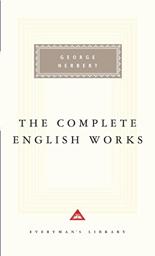 Herbert: The Complete English Works (Everyman's Library) (9780679443599) by George Herbert
