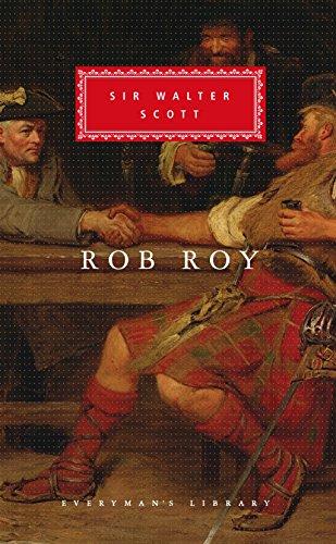Rob Roy (Everyman's Library, 210): Sir Walter Scott
