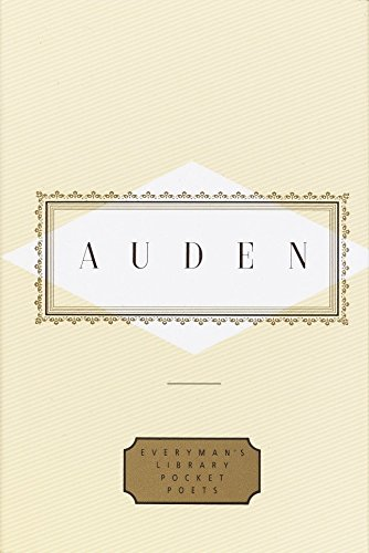 9780679443674: Auden: Poems