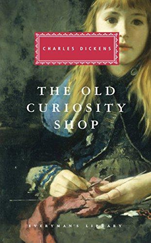 9780679443735: The Old Curiosity Shop (Everyman's Library)