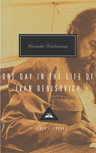 9780679444640: One Day in the Life of Ivan Denisovich (Everyman's Library)