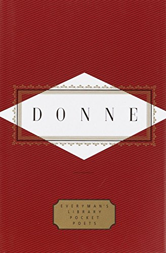 Donne: Poems (Everyman's Library Pocket Poets) (067944467X) by John Donne