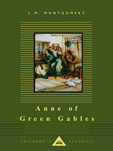9780679444756: Anne of Green Gables (Everyman's Library Children's Classics Series)