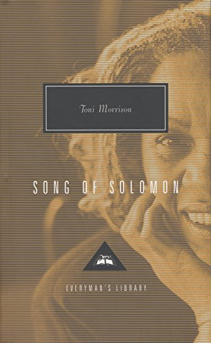 9780679445043: Song of Solomon
