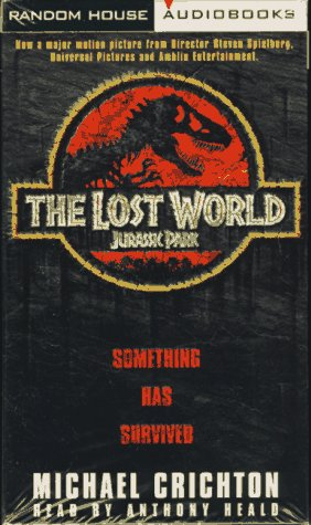 an examination of the book the lost world by michael crichton The lost world: jurassic park steven spielberg in september 2005, crichton was called to testify at a congressional hearing of the environment and public works committee on crichton himself states in the book that though he uses a number of studies to support his stance, the authors of these.