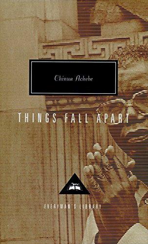 9780679446231: Things Fall Apart (Everyman's Library (Cloth))
