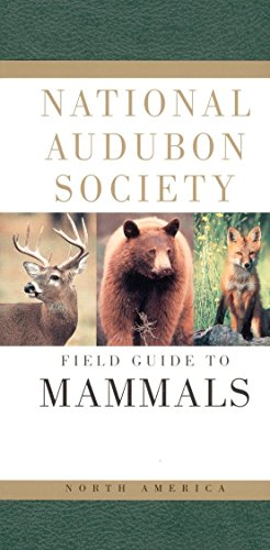 9780679446316: National Audubon Society Field Guide to North American Mammals