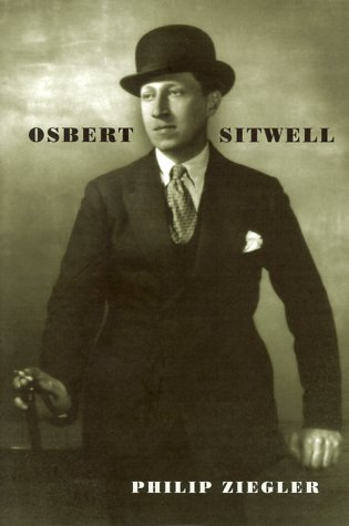 Osbert Sitwell (0679446508) by Philip Ziegler