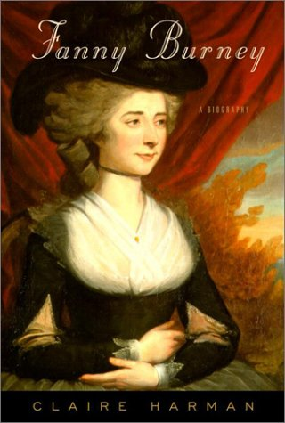 9780679446583: Fanny Burney: A Biography