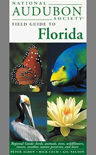 9780679446774: National Audubon Society Field Guide to Florida