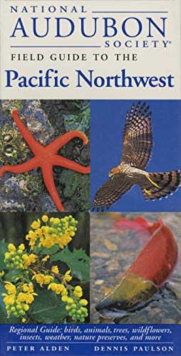 9780679446798: National Audubon Society Field Guide to the Pacific Northwest