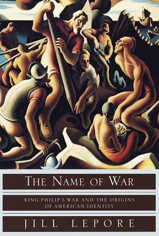 9780679446866: The Name of War: King Philip's War and the Origins of American Identity