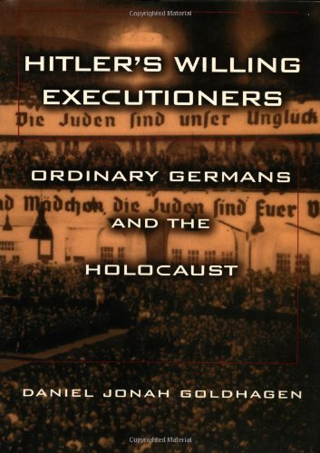 9780679446958: Hitler's Willing Executioners: Ordinary Germans and the Holocaust