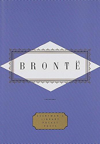 9780679447252: Emily Bronte: Poems: Pocket Poets (Everyman's library pocket poets)