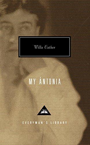 9780679447276: My Antonia (Everyman's Library Contemporary Classics Series)