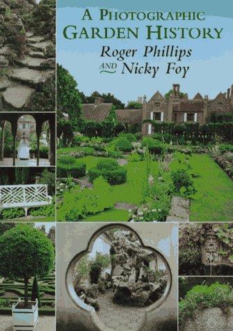 9780679448976: Photographic Garden History