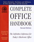 9780679449621: Complete Office Handbook, Second Edition (HC): The Definitive Reference for Today's Electronic Office