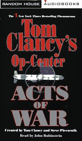 Tom Clancy's Op-Center: Acts of War (0679449779) by Tom Clancy