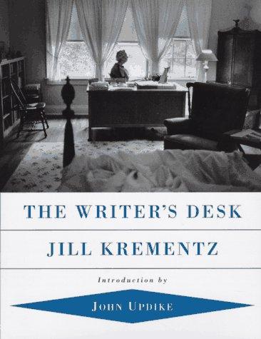 The Writer's Desk: Jill Krementz