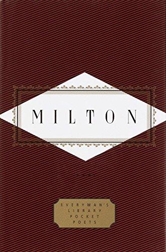 9780679450993: Milton: Poems (Everyman's Library Pocket Poets Series)