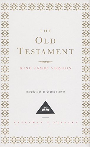 The Old Testament (Everyman's Library) (0679451021) by Everyman's Library