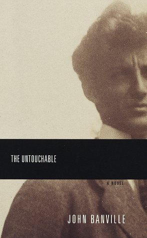 The Untouchable *SIGNED* Uncorrected proof: Banville, John