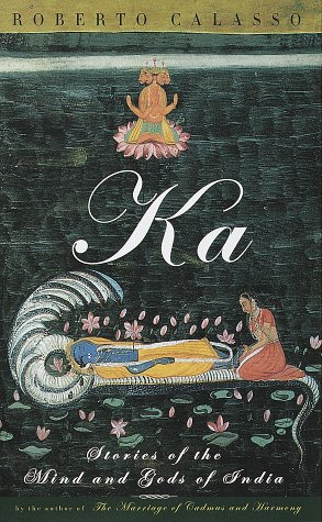 9780679451310: Ka: Stories of the Mind and Gods of India