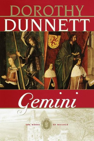 Gemini: The House of Niccolo (Signed First Edition): DOROTHY DUNNETT
