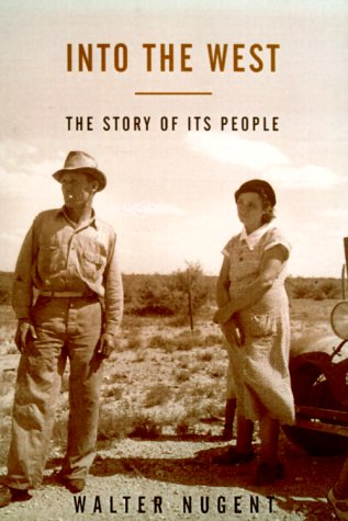 9780679454793: Into the West: The Story of Its People