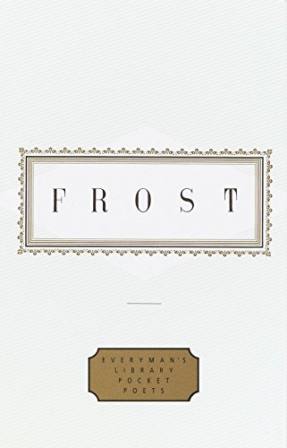 9780679455141: Frost: Poems (Everyman's Library Pocket Poets Series)