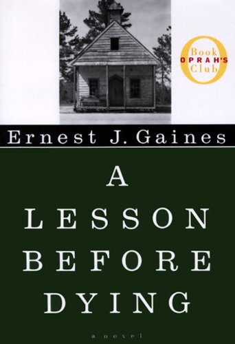 9780679455615: A Lesson Before Dying