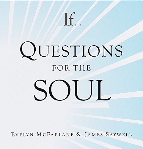 If. Questions for the Soul: Evelyn McFarlane, James